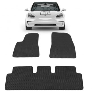 Model 3 Standard Affordable Mats Set
