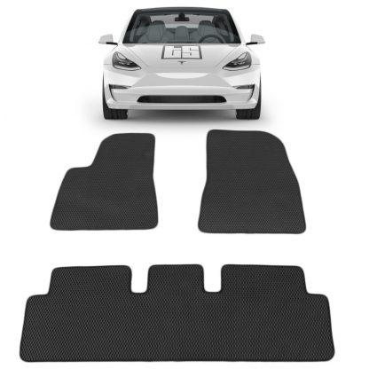 Model 3 Standard Affordable Mats Set